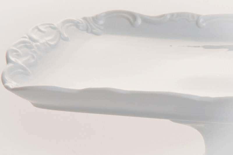 Недекорированный Рулетница Weimar 26 см на ножке