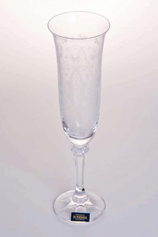 Набор фужеров для шампанского 175 мл Клеопатра