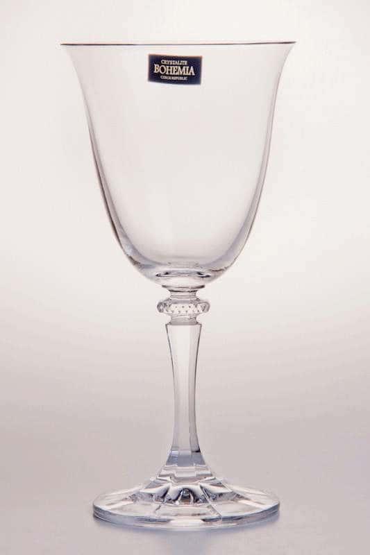 Набор бокалов для вина 290 мл Клеопатра