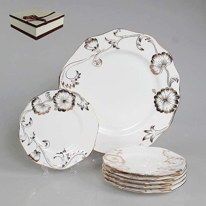 Десертный набор для торта 7 предметов Patricia