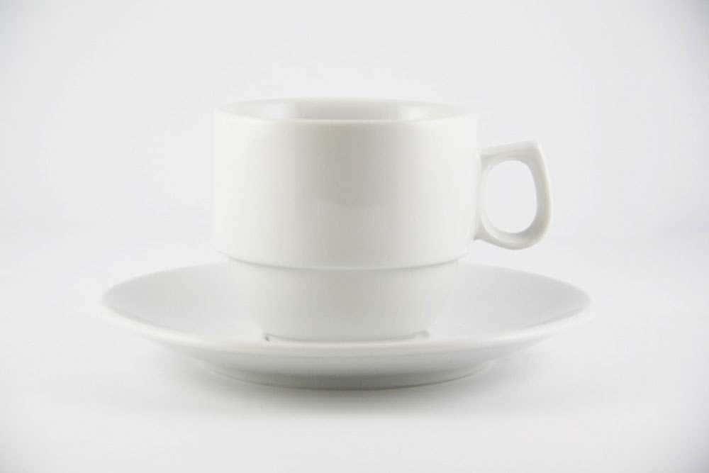 Чашка с Блюдцем 150 мм Евро