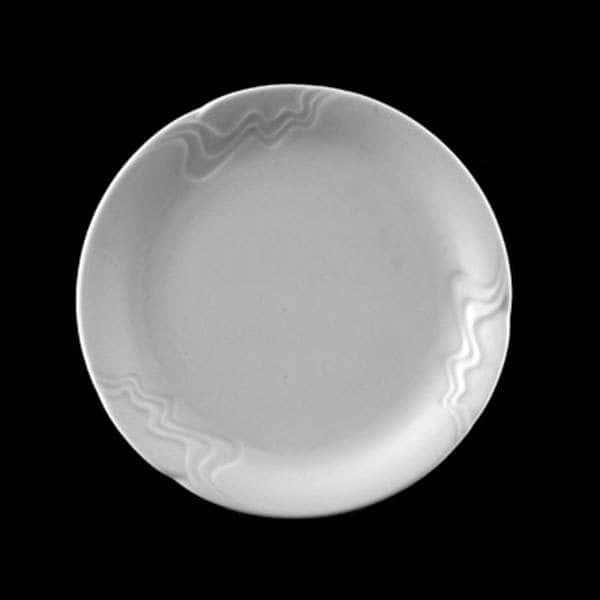 Тарелка мелкая 17см Аккорд