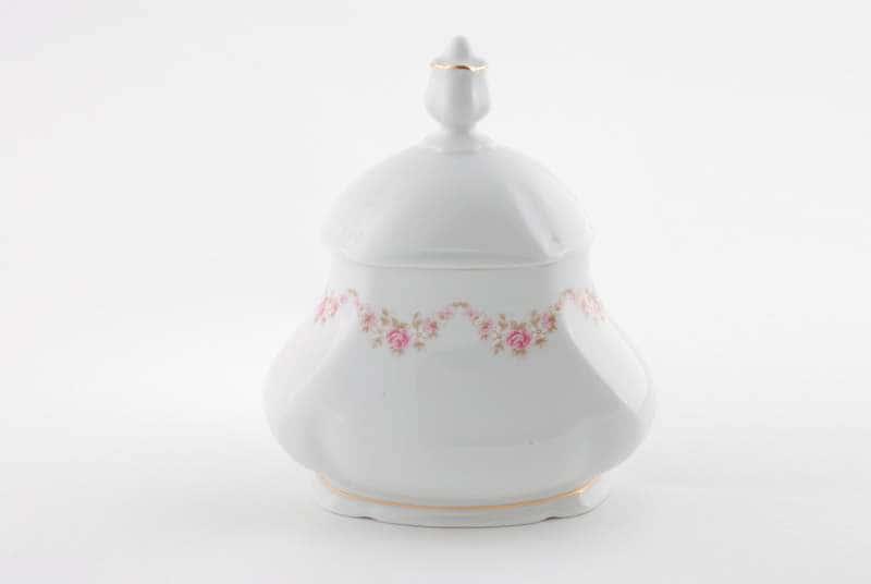 Соната Мелкие цветы Шкатулка для чайных пакетиков 650 мл
