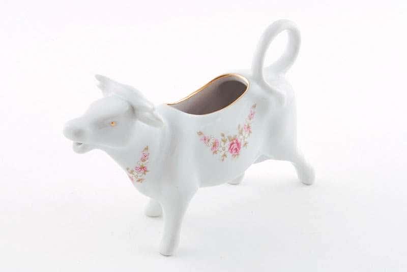 Сливочник-корова 70мл Соната Мелкие цветы