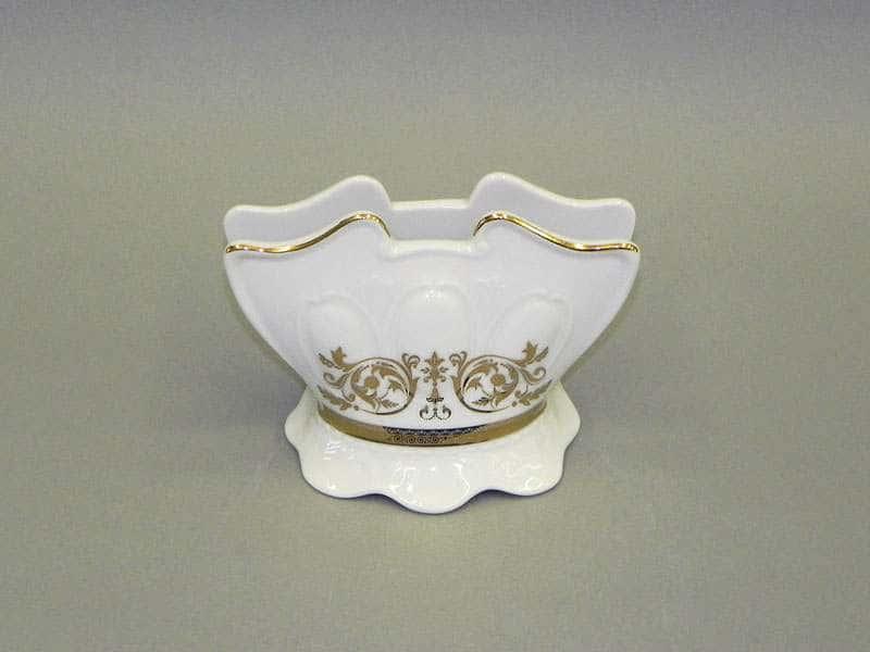 Подставка для салфеток 8,5см Соната Золотой орнамент