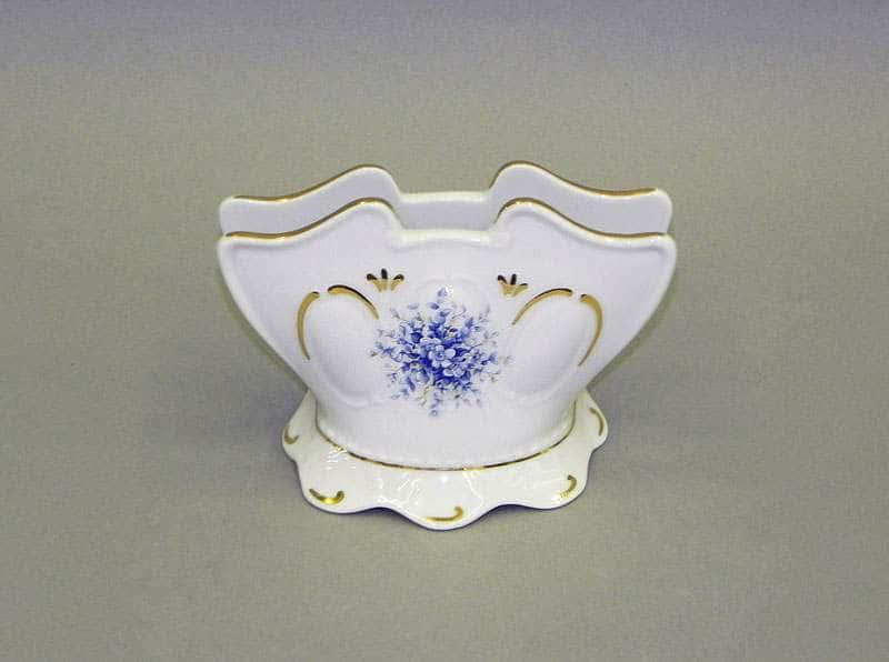 Подставка для салфеток 8,5см Соната Голубые цветы