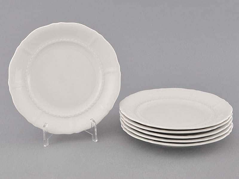 Набор тарелок десертных  6шт. 17см Соната Императорский
