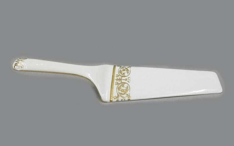 Лопатка для торта Соната Золотой орнамент