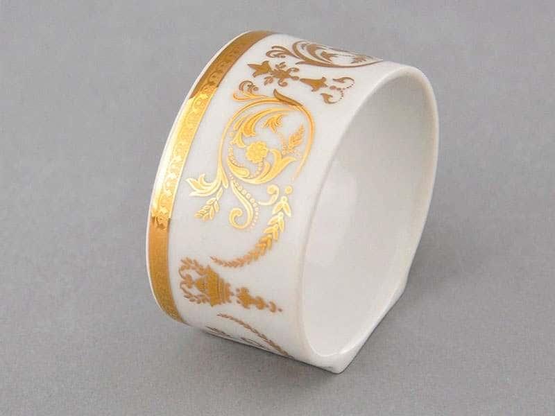 Кольцо для салфеток большое Соната Мадонна Перламутр