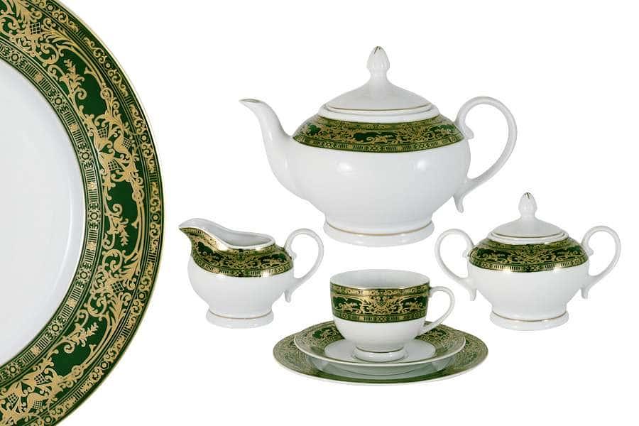 Чайный сервиз  23 предмета на 6 персон Регенсбург