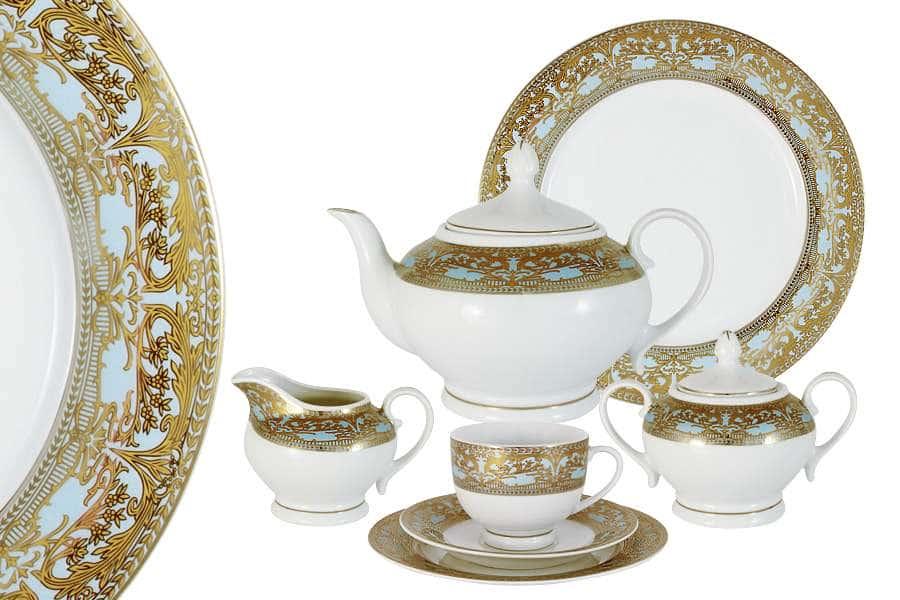 Чайный сервиз  42 предмета на 12 персон Кобург