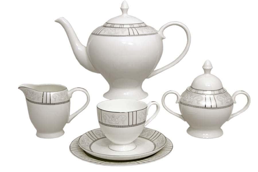 Чайный сервиз Шенонсо 40 предметов на 12 персон