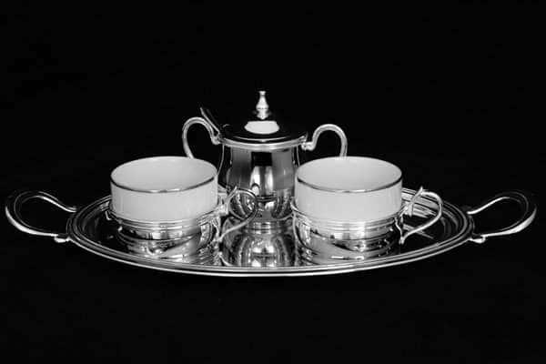 Чайный набор на 2 персоны (чашка, сахарница) GAMMA