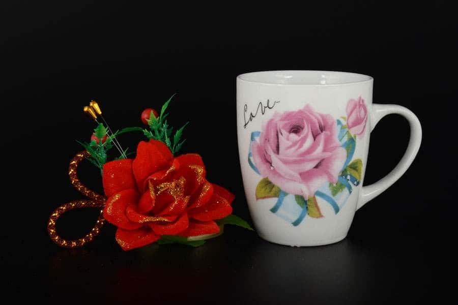 Кружка подарочная Роза Royal Classics
