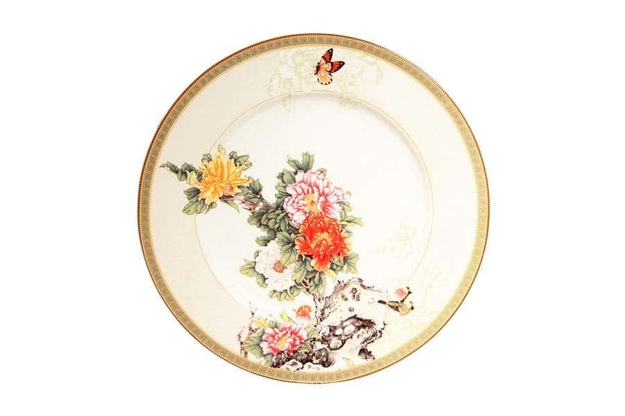 Тарелка Японский сад