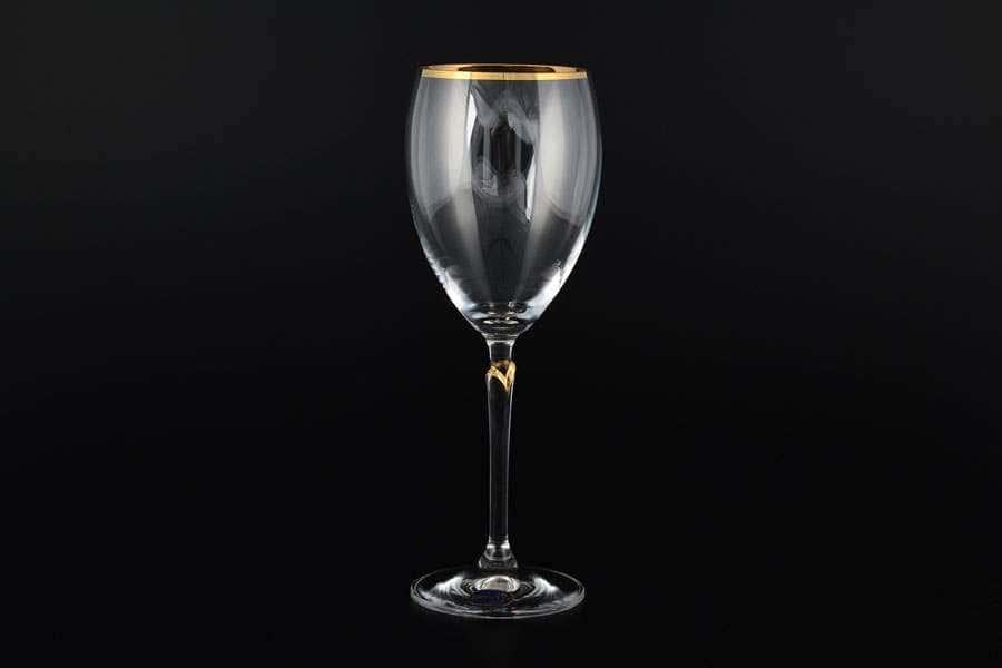 Lilly Набор бокалов для вина 350 мл Bohemia Crystal