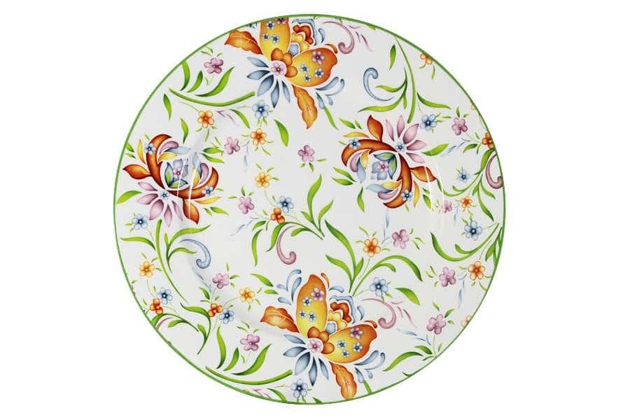 Обеденная тарелка Аквитания