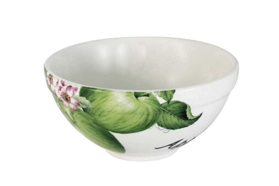 Салатник Зеленые яблоки, малый INFINITY Китай