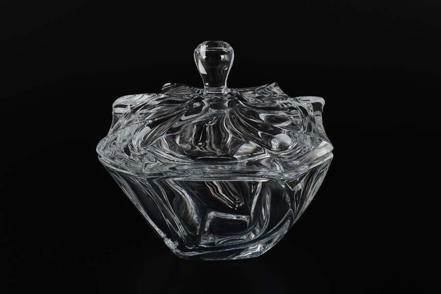 NEPTUNE Ваза для конфет 19 см Crystalite Bohemia 34821