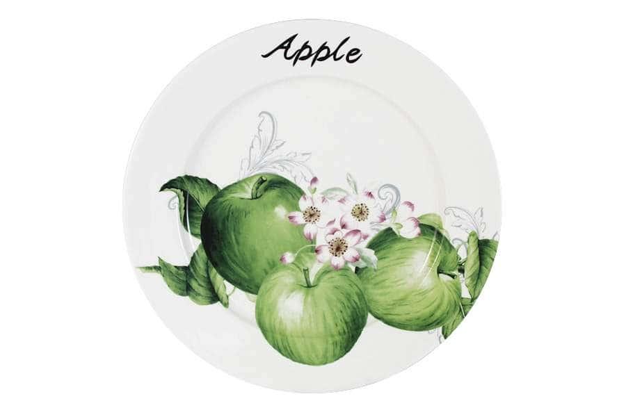 Тарелка обеденная Зелены