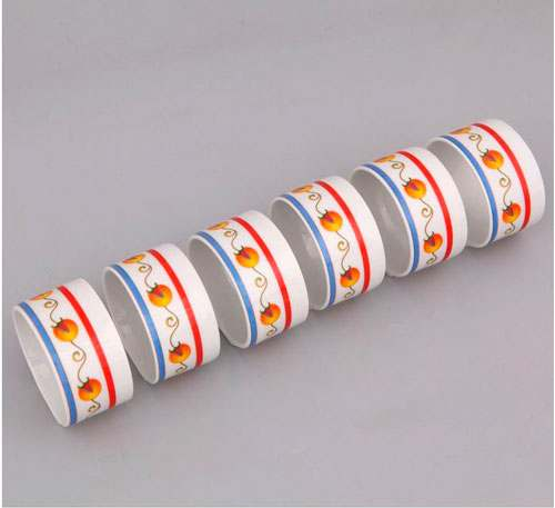 Набор колец для салфеток Александра Восточная коллекция