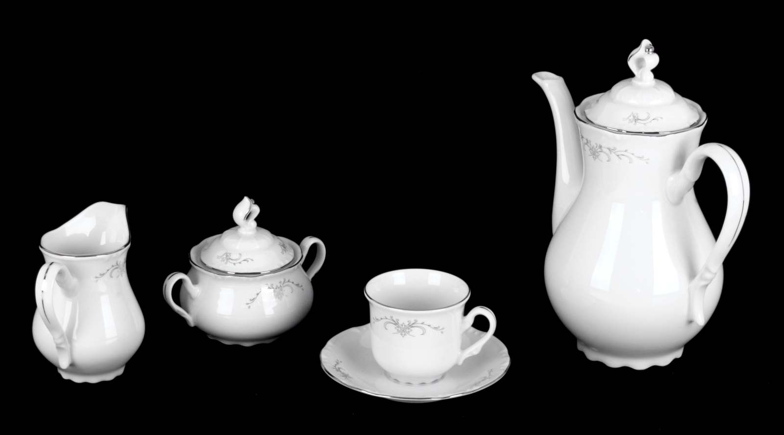 Кофейный сервиз Констанция 15 предметов