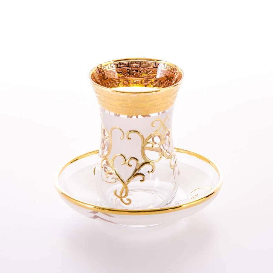 Версаче Фон Армуда Набор для чая Union Glass 12 пред.