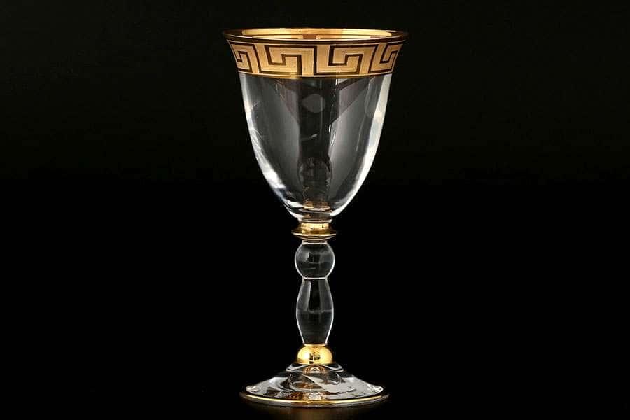 Костка Грация М 02007 Фужер для вина Bohemia