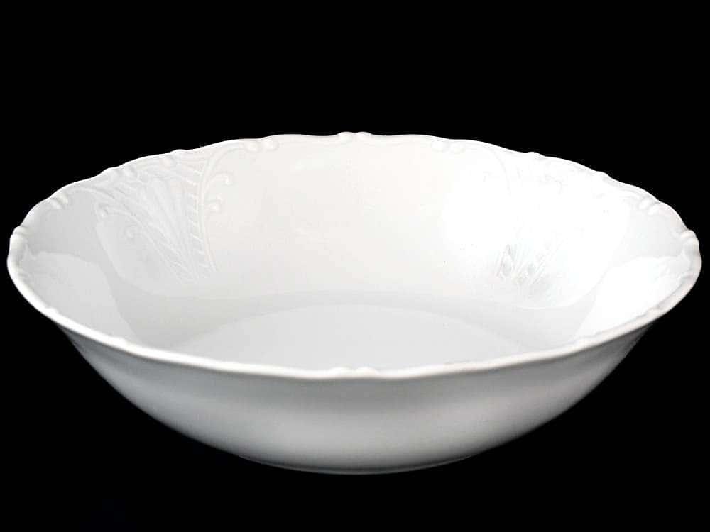 Лиана Недекорированный Набор салатников MZ 19 см