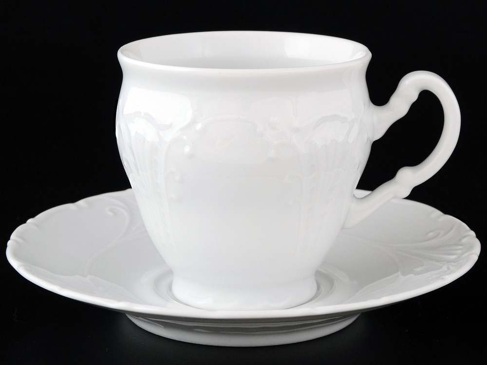 Лиана Недекорированный Набор чайных пар бочка MZ 250 мл