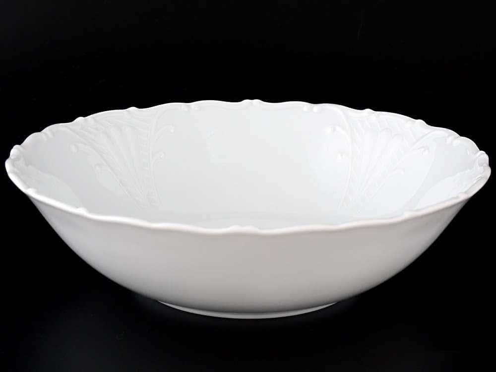 Лиана Недекорированный Салатник круглый MZ 26 см