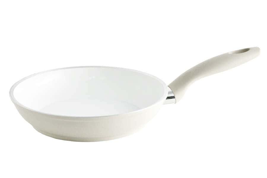 Сковорода для жарки Fissler, белая Германия