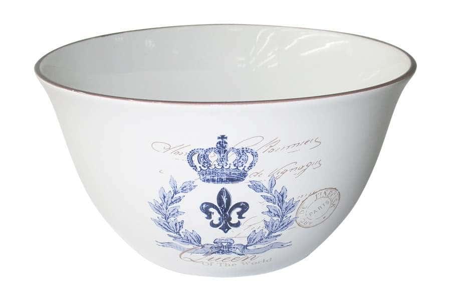 Салатник Королевский, большой LF Ceramic Китай