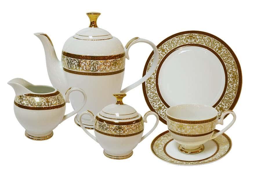 Чайный сервиз Мадлен 23 предмета на 6 персон Midori Китай
