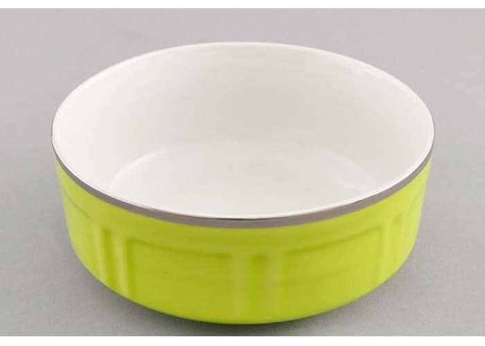 Мэри-Энн Салатовая Блюдо для завтрака Леандер 12,5 см из фарфора