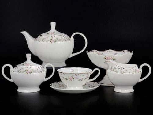 Воспоминание Чайный сервиз Royal Classics на 12 персон 28 пр