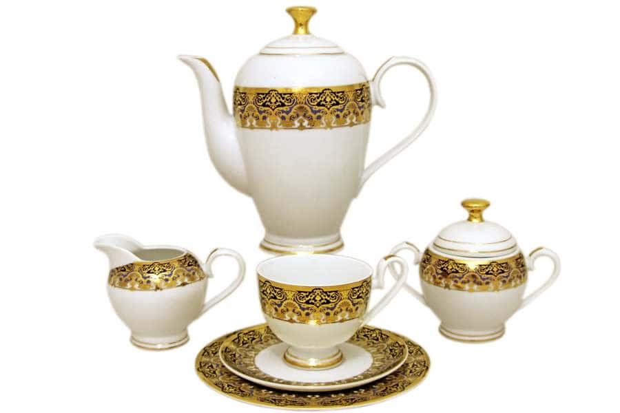 Чайный сервиз Шахерезада 23 предмета на 6 персон Midori Китай