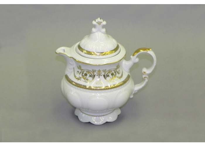 Чайник 350 мл, Соната, Золотой орнамент