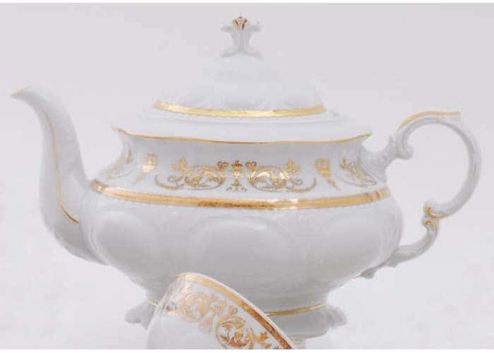 Чайник 1,5 л, Соната, Золотой орнамент