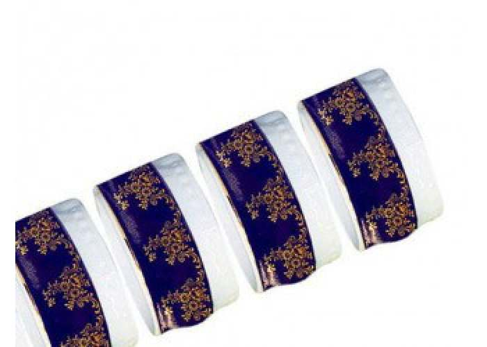 Набор колец для салфеток 6 шт,Мэри-Энн,Мадонна