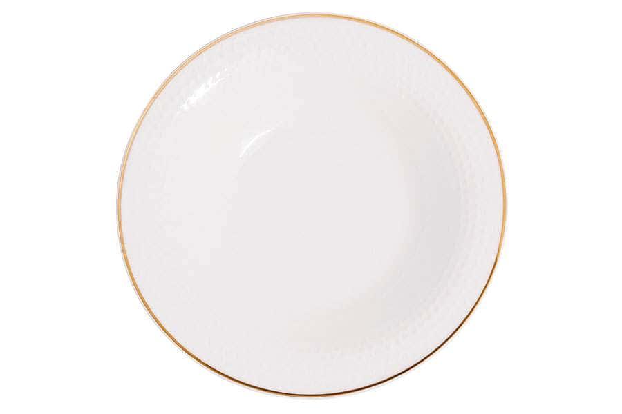 Набор тарелок суповых Гольф
