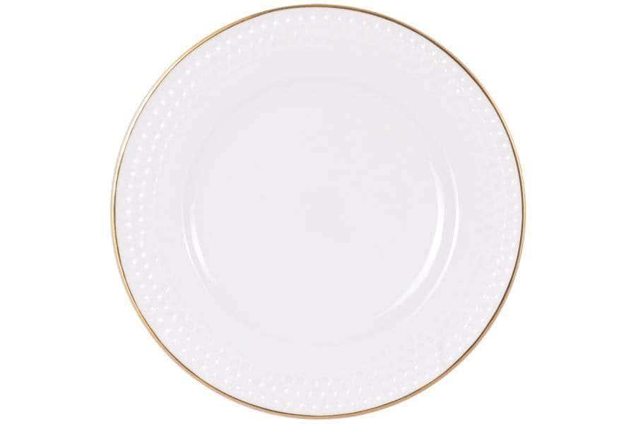 Тарелки плоские 20 см Гольф