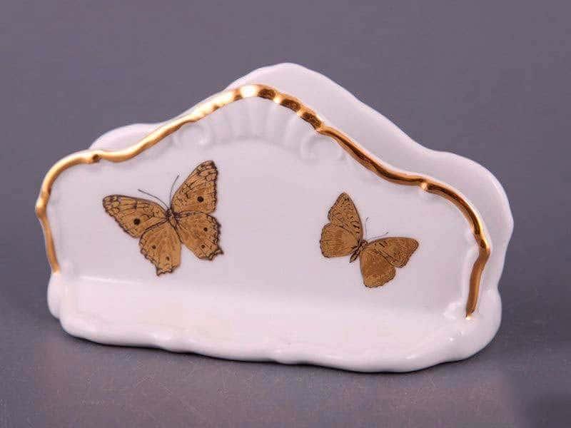 Салфетник Магнолия Золотые бабочки