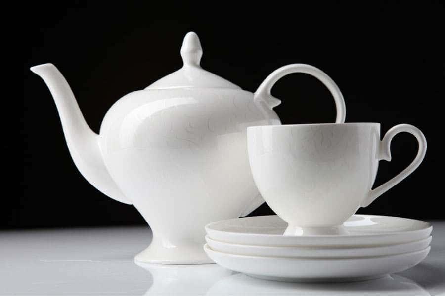 Чайный сервиз Облака