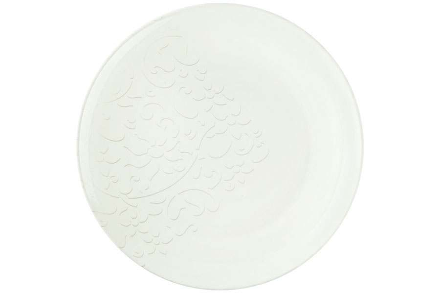 Тарелки плоские 25,5 см Облака