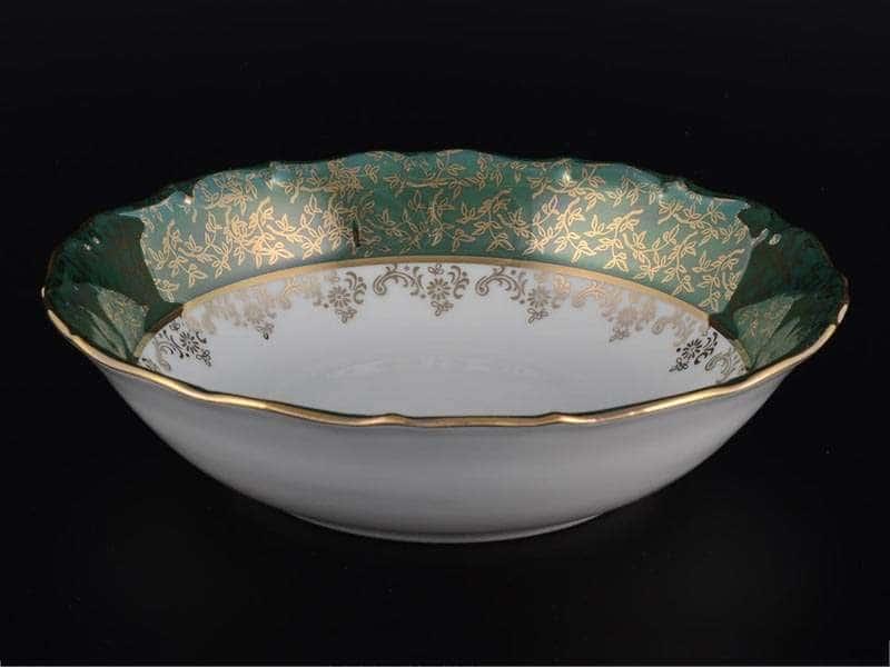 Зеленая Паутинка б/т AL Набор салатников Royal Porcelain 19 см из 6 штук