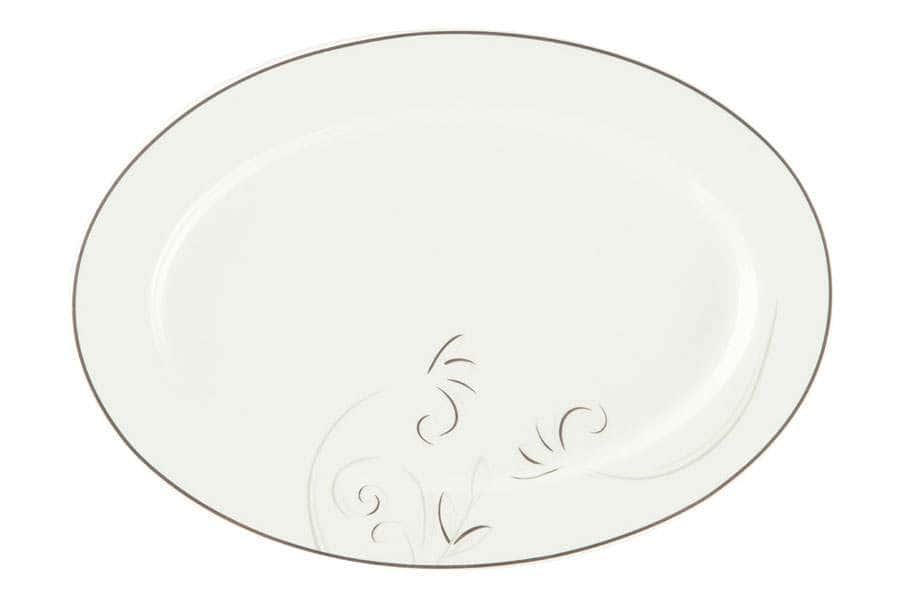 Овальное блюдо 31 см Лоза