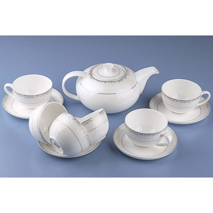 Чайный сервиз Иней