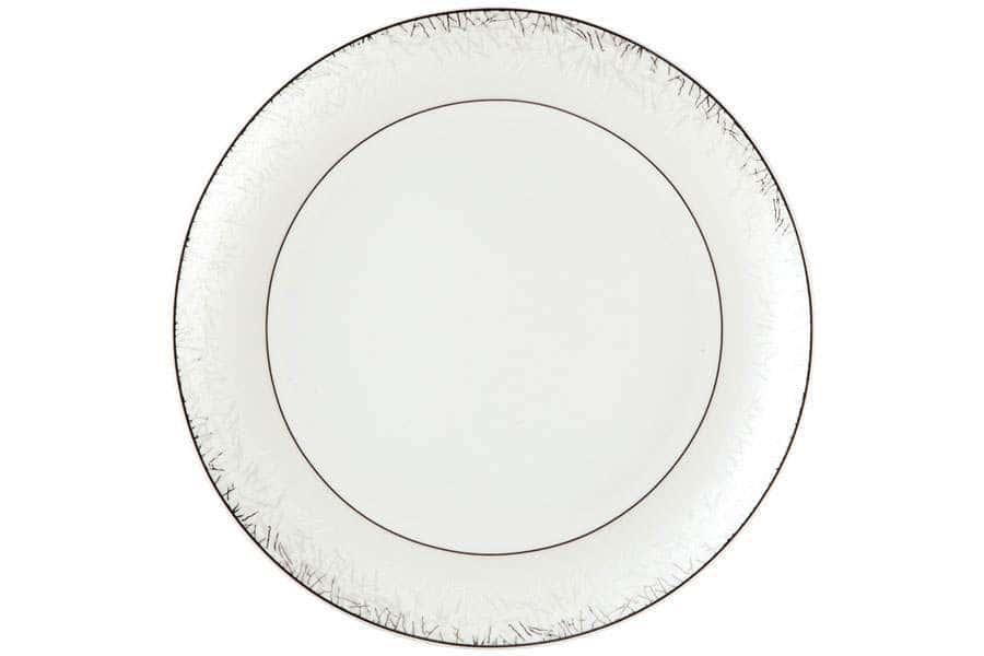 Тарелки плоские 25,5 см Иней