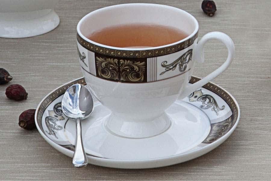 Чайная пара Антик